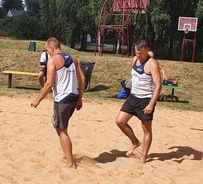 Aizvadīts II posms Atzeles pludmales volejbolā