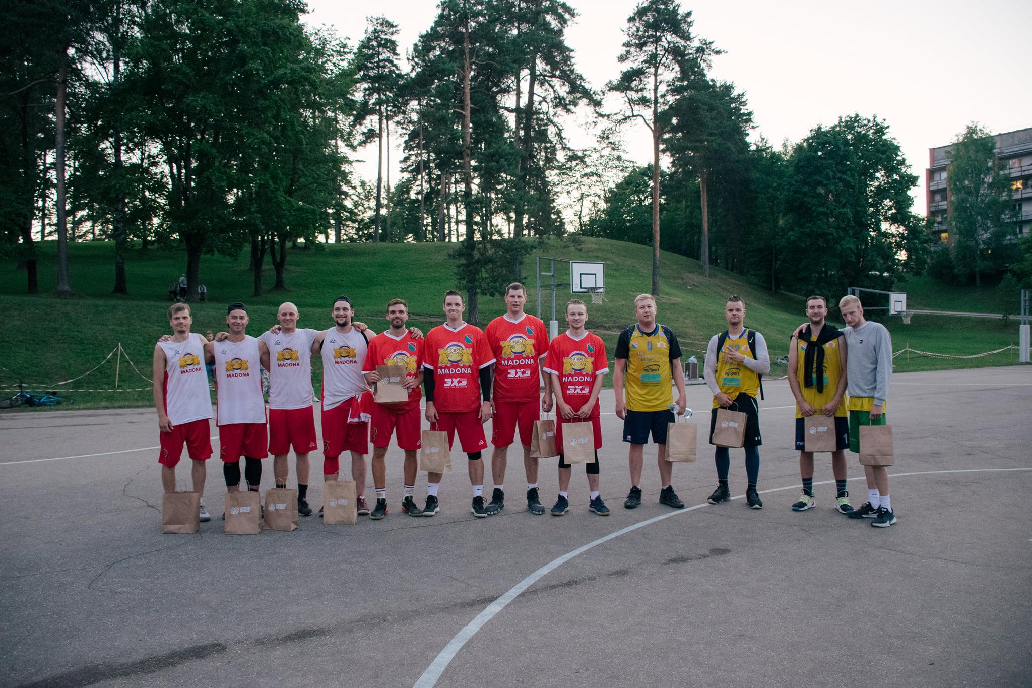 Sākusies pieteikšanās Atzeles 3×3 Basketbols II posmam