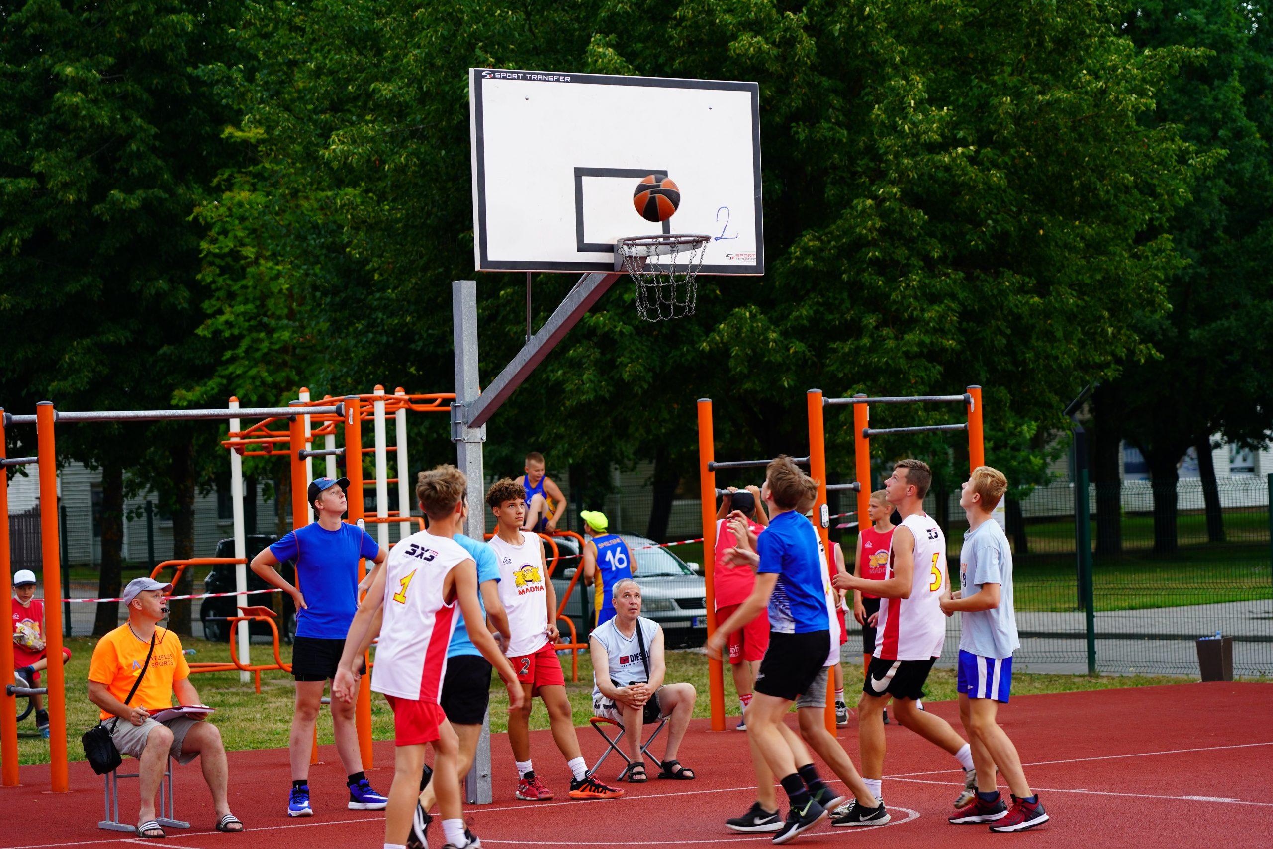 Pieteikšanās Atzeles 3×3 basketbols IV posmam.