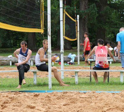 Noskaidrotas Atzeles pludmales volejbolā I posma labākās komandas