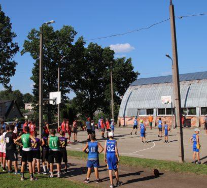 Sākusies pieteikšanās Atzeles 3×3 Basketbols III posmam