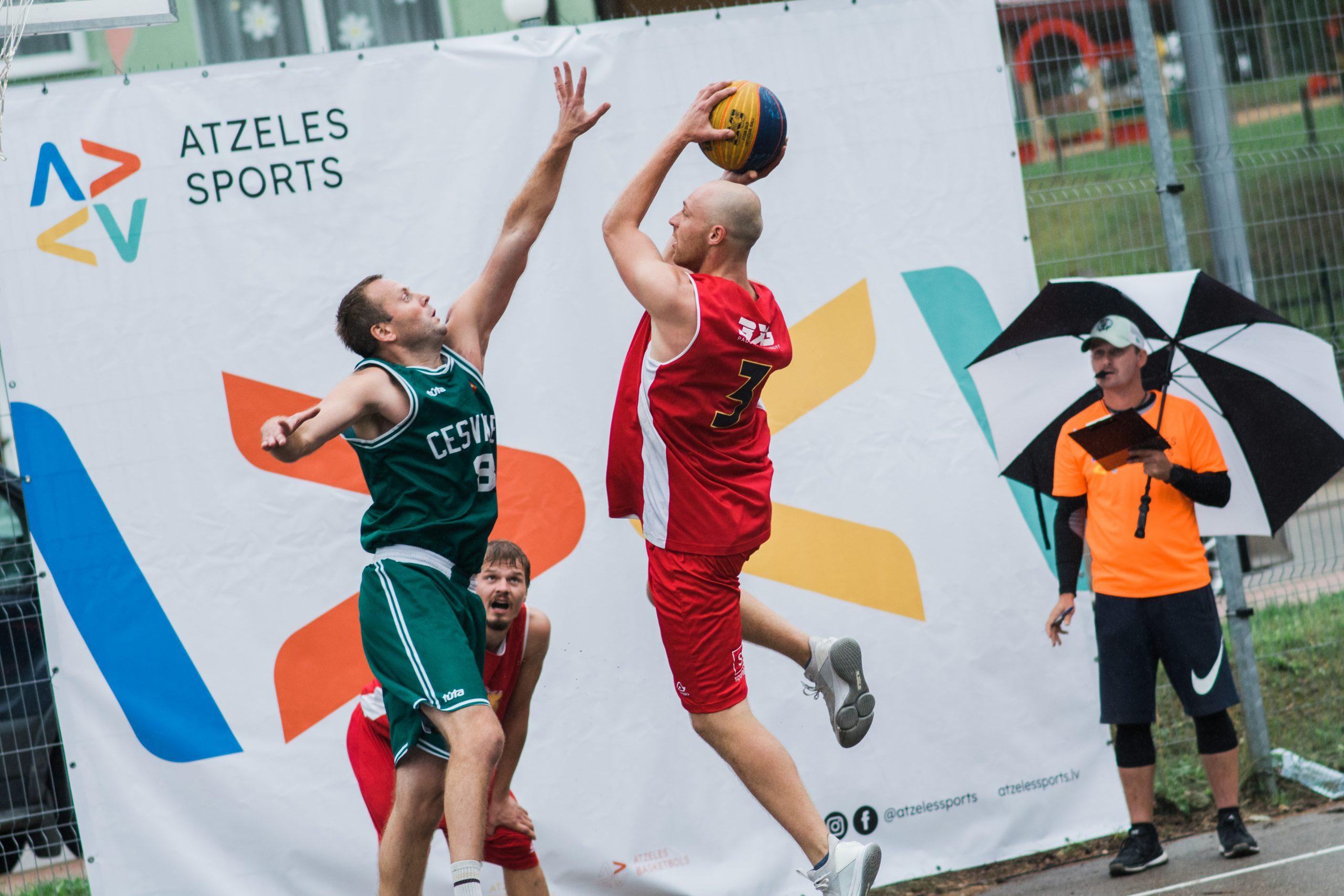 Atzeles 3×3 basketbola LIELAIS FINĀLS!